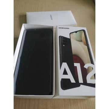 Telefon Samsung A12 NOWY