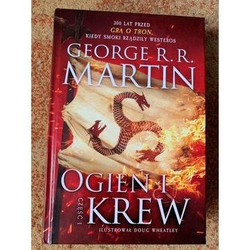 Ogień i krew - George R.R. Martin część 1