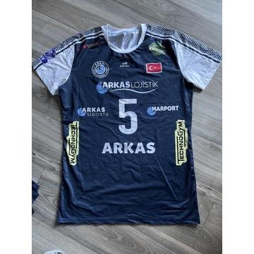 Arkas Izmir koszulka Ligi Mistrzów CEV