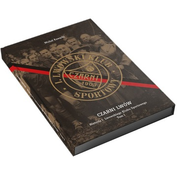 CZARNI LWÓW - książka + szalik