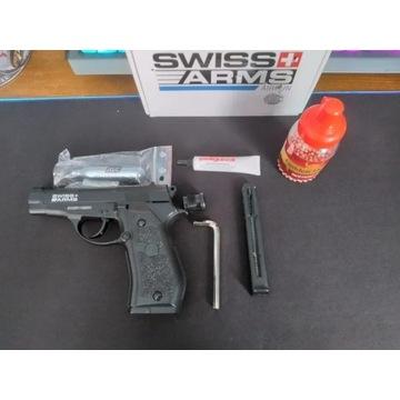 wiatrówka, pistolet-p84