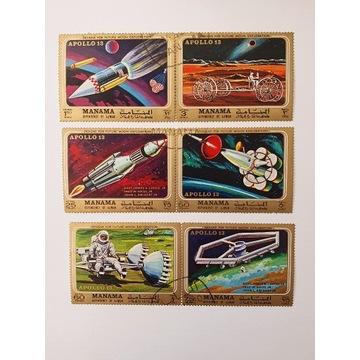 (1753) znaczki w parkach kosmos