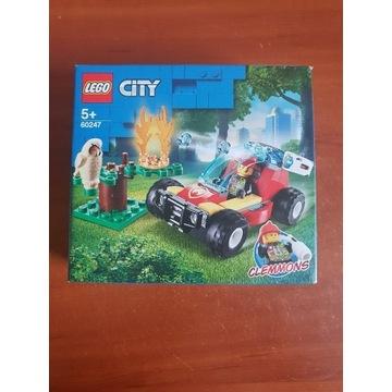 Klocki LEGO City autko pojazd terenówka nowy