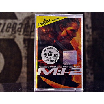 Mission Impossible 2 - OST, Metallica, Limp, folia