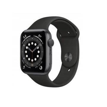 Apple Watch Series 6 GPS, 44 mm z aluminium - NOWY