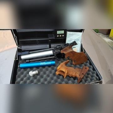 Anschutz SAM M10 pistolet match wiatrówka PCP (fwb