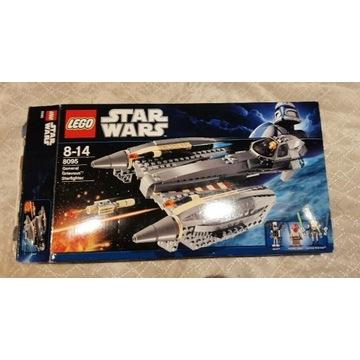 Lego Star Wars General grievous starfighter 8095