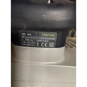 Szlifierka Festool LRS 400 oscylacyjna
