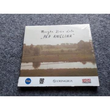 "CD Muzyka Końca Lata ""PKP Anielina"""