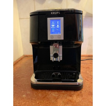 KRUPS Espresso Master EA8808, gwarancja producenta