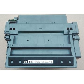 Toner do drukarki laserowej 51X (Q7551X) HP Laser
