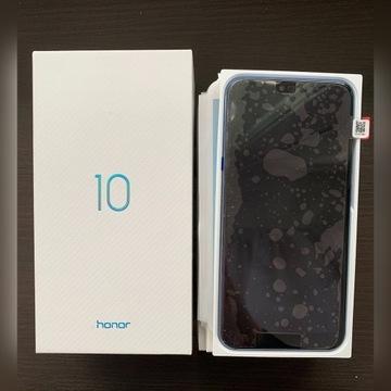 Honor 10 64GB 4GB Phantom Blue - Idealny