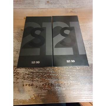 Nowy Samsung Galaxy S21 5G 128gb Black+Gratisy !!!