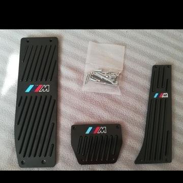 Nakładki na pedały M-pakiet BMW M-Performance