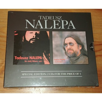 Tadeusz Nalepa -  To Mój Blues VOL.1 / VOL.2