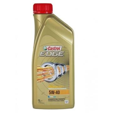 Olej Castrol EDGE 5W-40  5x1L