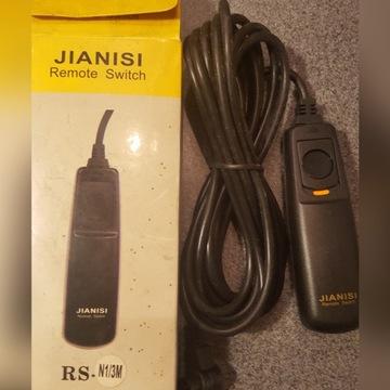 Jianisi Remote Switch przewodowy pilot do aparatu