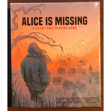 Alice is missing rpg nowy
