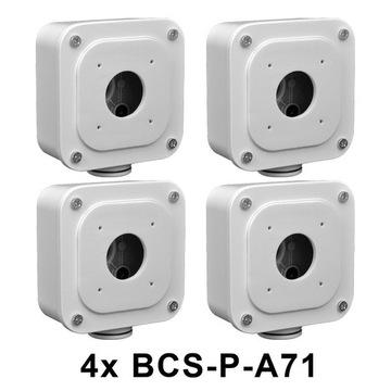 Zestaw 4x BCS-P-A71  Uchwyt montażowy