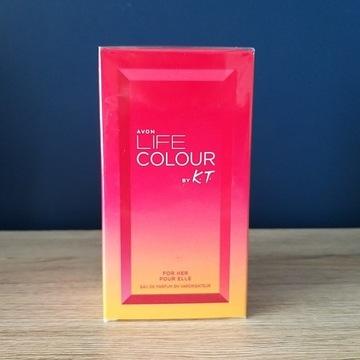 Avon Life Colour EDP by Kenzo Takada 50 ml folia