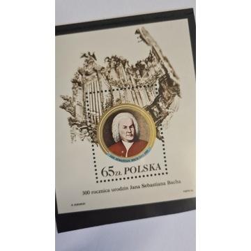 2864b** 300 rocznica urodzin Jana Sebastiana Bacha