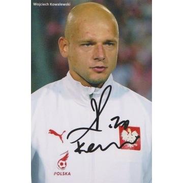 Wojciech Kowalewski (Legia, Spartak) AUTOGRAF