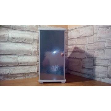 Szafa 1-drzwiowa z półką dla lalek max 30cm