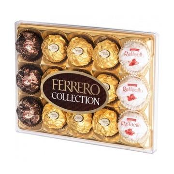 Tanie fererro collection172g