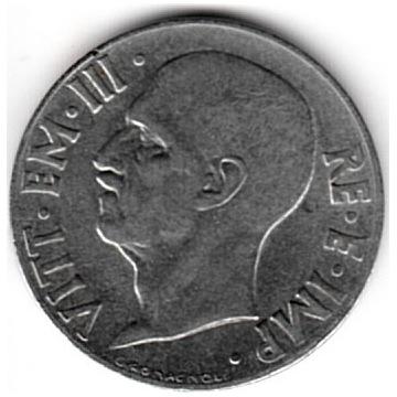 Włochy 20 Centesimi  1941 r