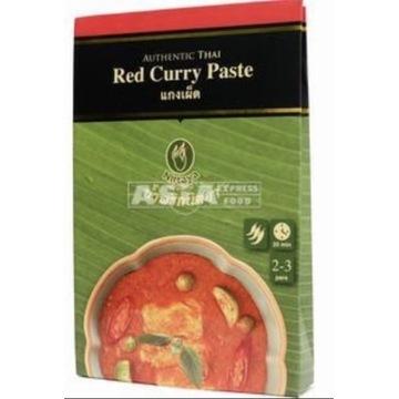 Pasta curry Nittaya