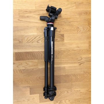 Statyw Manfrotto 290 Xtra (aluminium) + Głowica MH