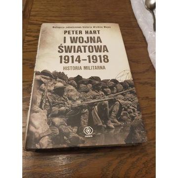 I Wojna światowa 1914 - 1918 historia militarna