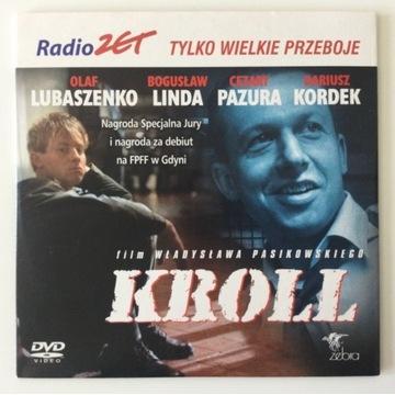 Film DVD Kroll 1991 Linda Pazura reż. Pasikowski