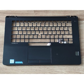 Oryginalny palmrest obudowa touchpad Dell E7470 PL