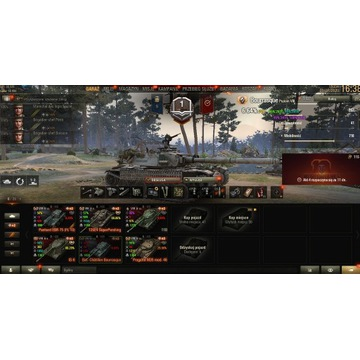Konto World of Tanks (Obj 907, FV215B (183) WR 55%