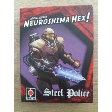Neuroshima Hex 2.5 - Stalowa Policja - Unikat