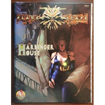 Planescape RPG - Harbinger House - nowa