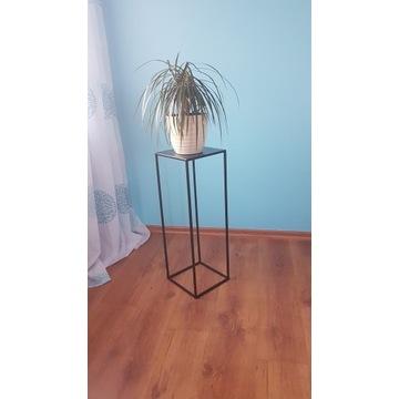 KWIETNIK - STOJAK typu  LOFT stojący metal 70 cm