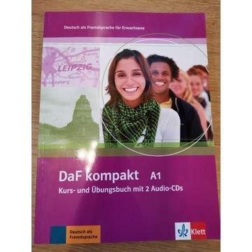 Daf kompakt A1 - Podręcznik j. niemiecki