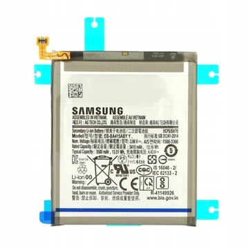 Oryginalna Bateria Samsung A41 A415 Gwarancja !