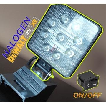 Lampa do akumulatora DeWALT XR 18V