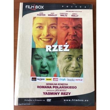 Rzeź Roman Polański Polski lektor napisy DVD