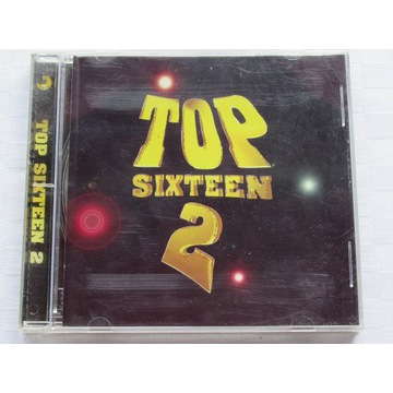 TOP SIXTEEN 2 płyta kompaktowa