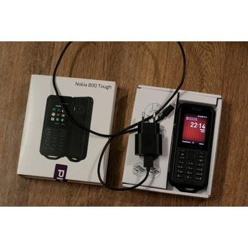 Telefon komórkowy Nokia 800 tough dual sim