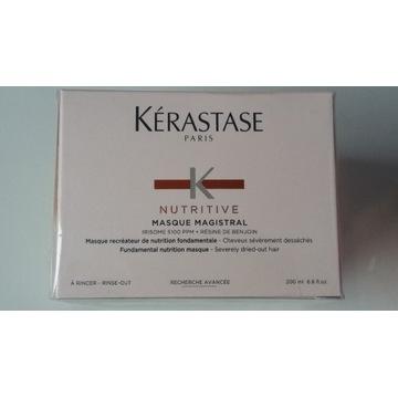 KEREASTASE NUTRITIVE MAGISTRAL maska suche 200ml