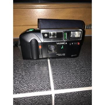 Aparat Analogowy Yashica J Motor 3.5 vintage 35mm