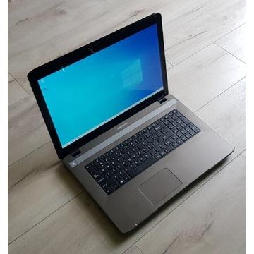 Laptop 17 cali Medion Akoya SSD