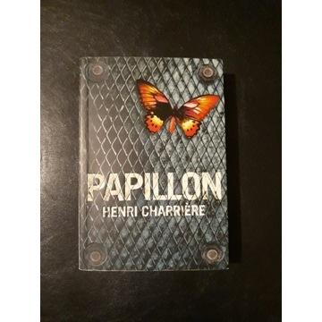 Henri Charriere  Papillon / edycja polskojęzyczna