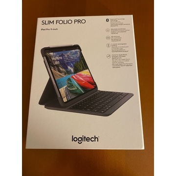 Logitech Slim Folio Pro
