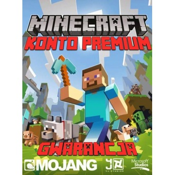 Minecraft Konto PREMIUM Java edition  GWARANCJA